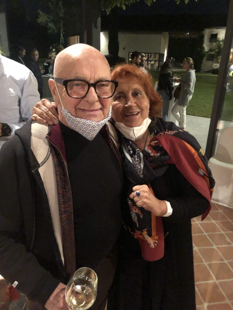 Benito and Giannola Nonino today
